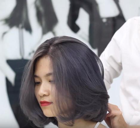 [Video] Màu tím khói - Venus Hair Salon