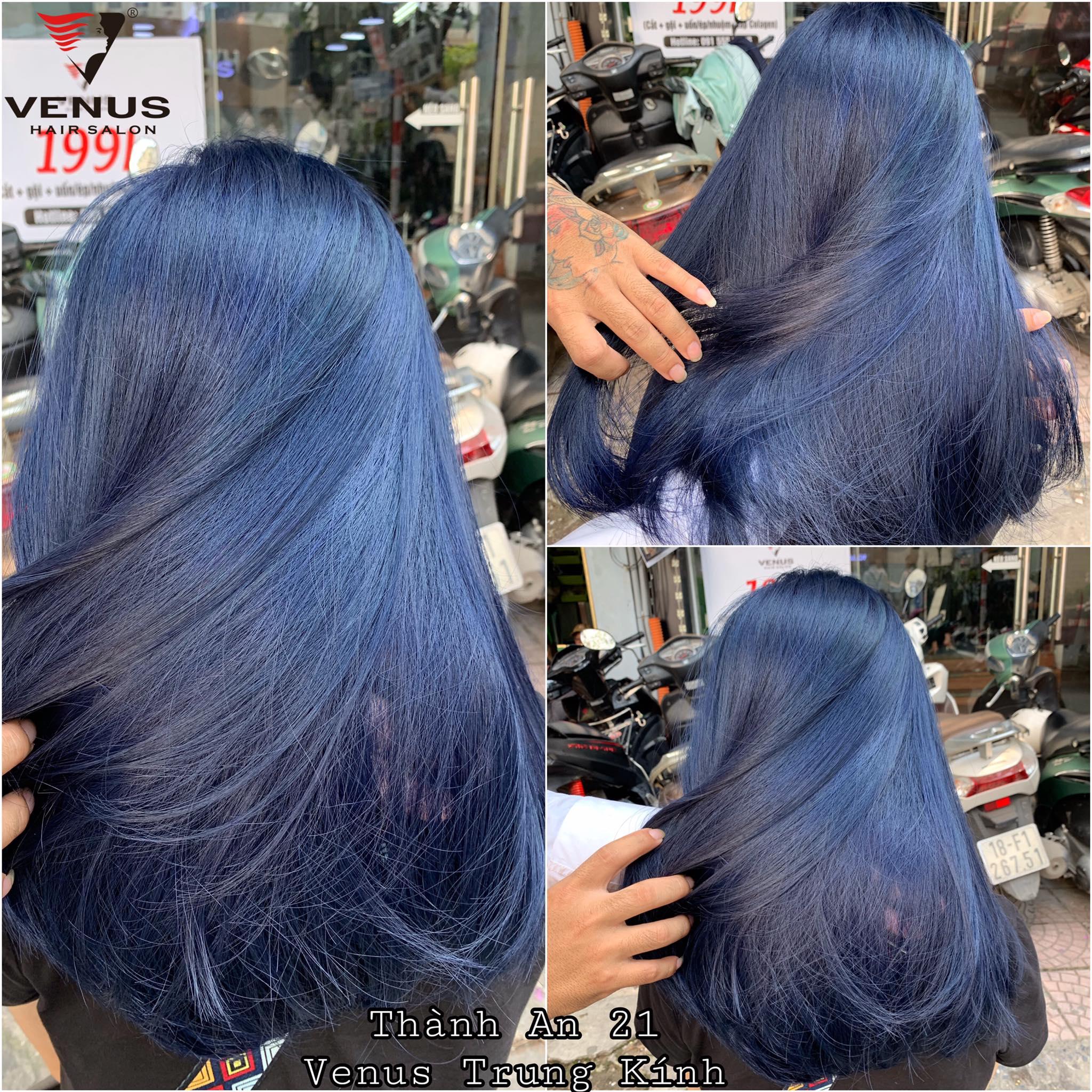 Màu tóc siêu Trendy cho một mùa hè tỏa sáng