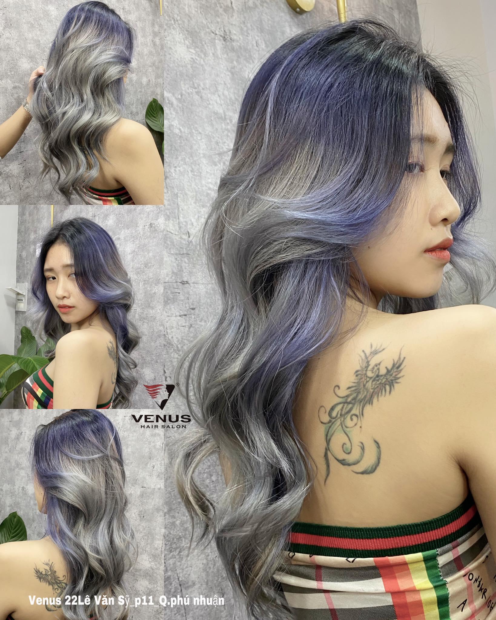 Nếu mà nàng thích tóc xinh, Qua ngay VENUS, lung linh bội phần